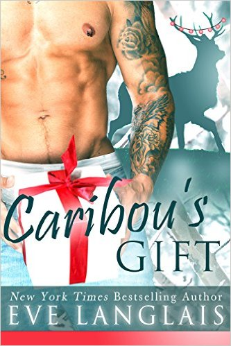 caribous gift cover